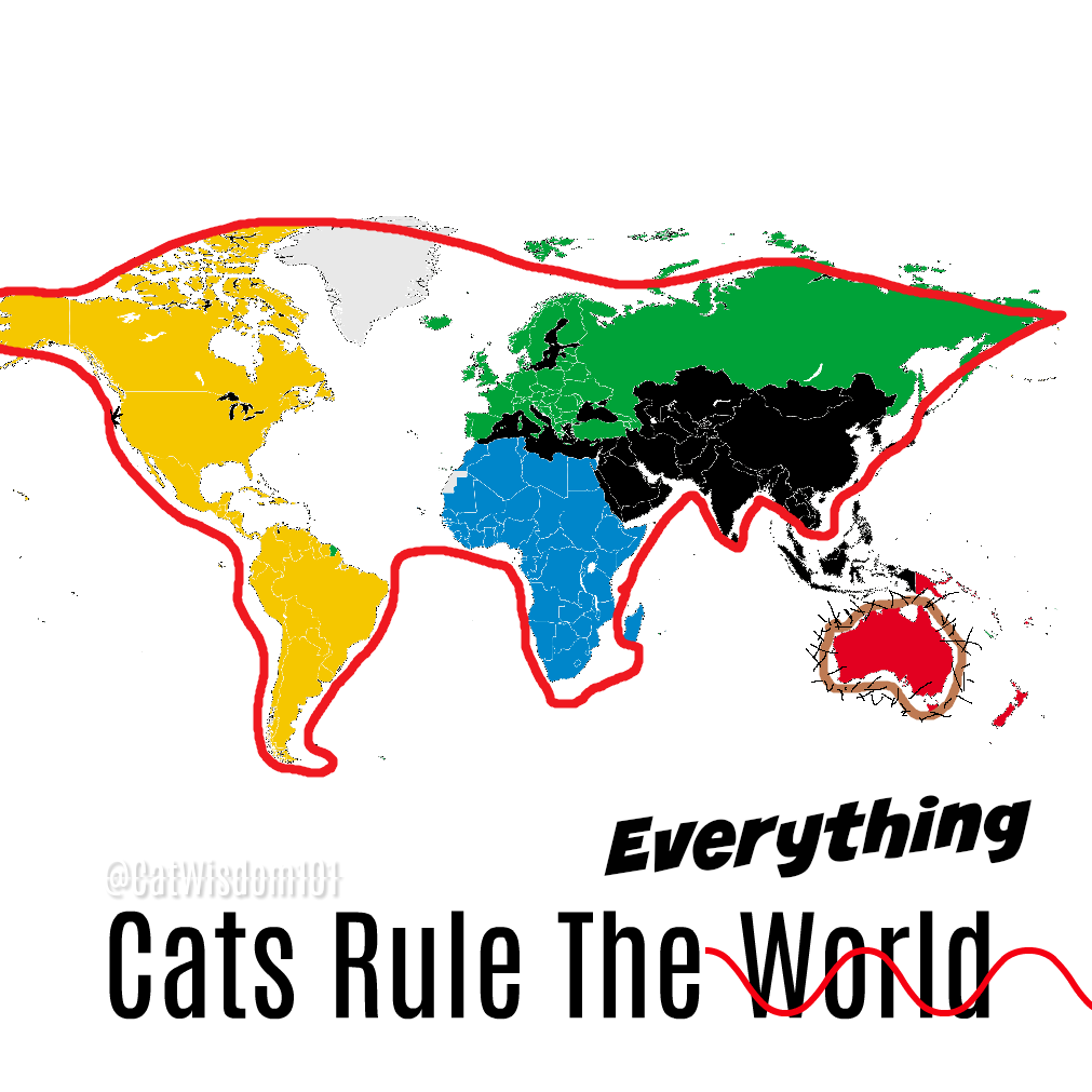 cats_rule_world_map