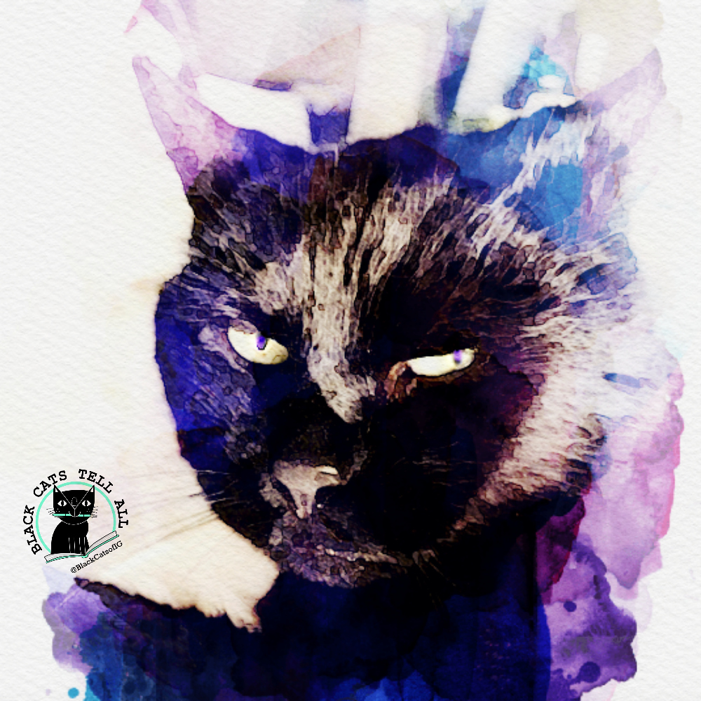 Clyde_blue_cat_art