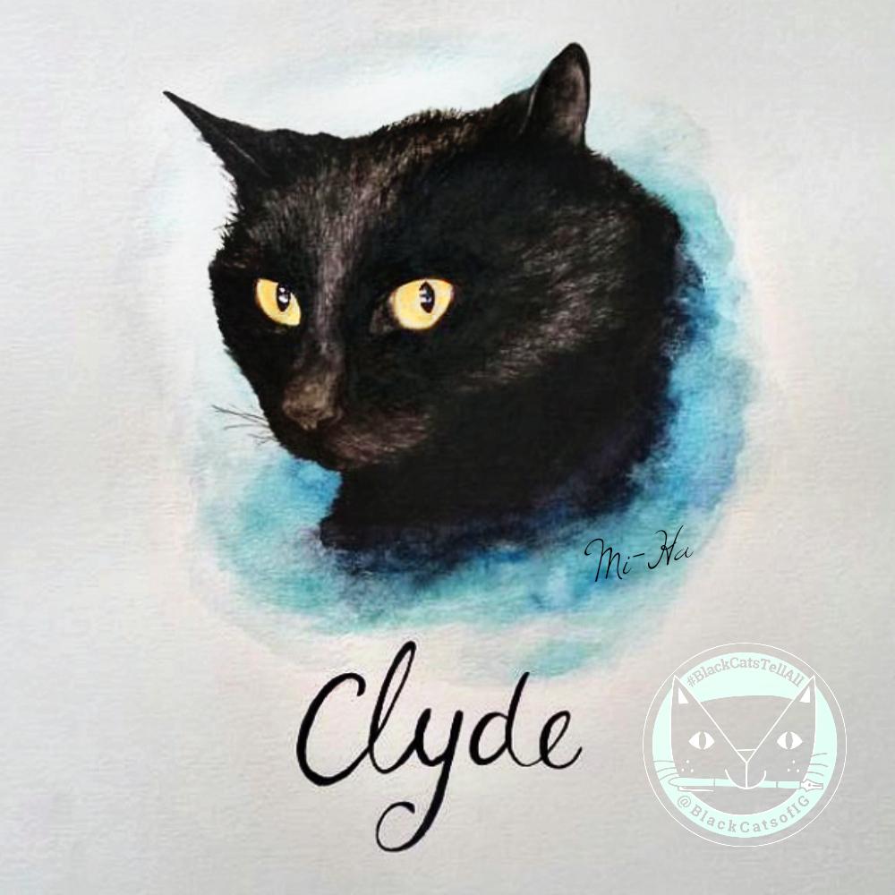 clyde_cat_art_watercolor