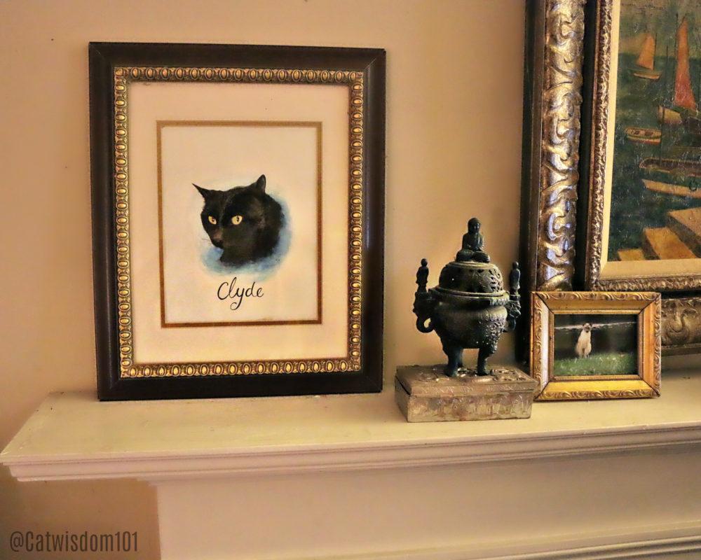 clyde_watercolor_cat_portrait