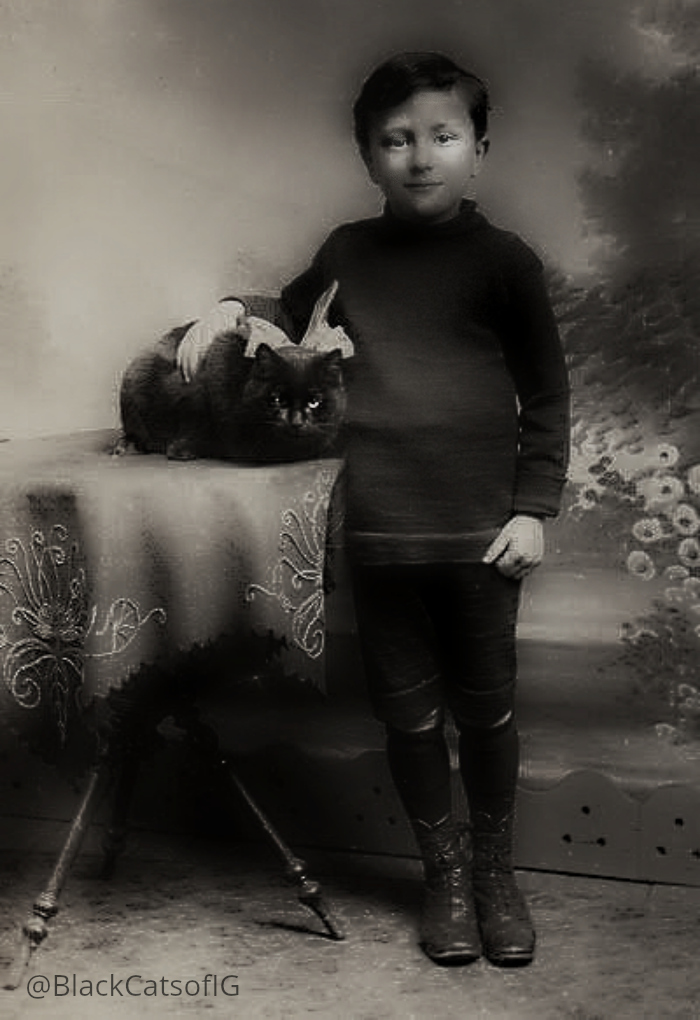 vintage+photo_cat_boy