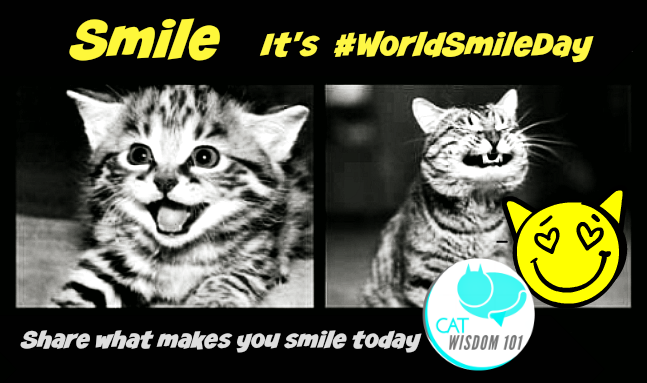 world smile day