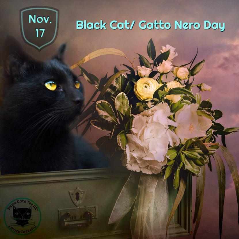 black_cat_gatto_nero day