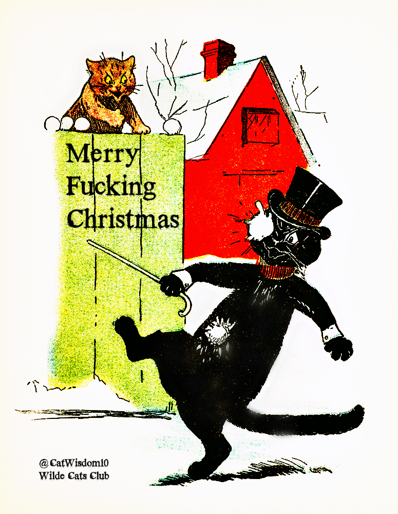 fucking_christmas_snowball_blackcat