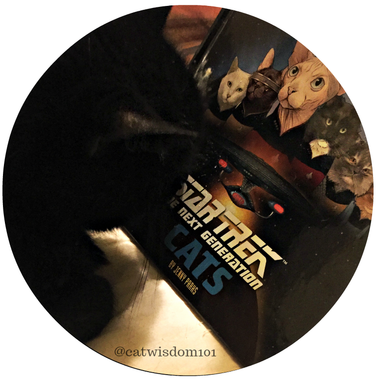 This companion to the bestselling Star Trek Cats brings the many adventures of Star Trek: The Next Generation to life in a faithfully feline homage to the hit series.