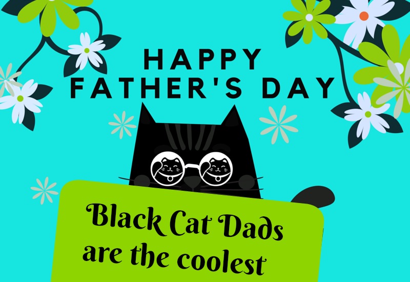 Father's _day_black_cat_dad