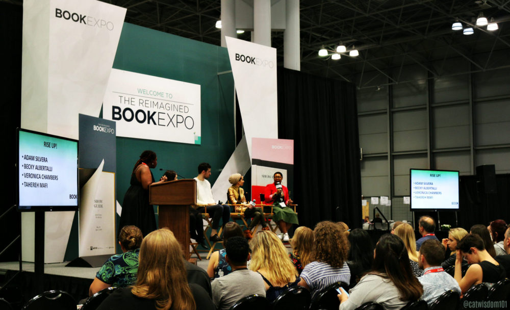 bookexpo_panel_diversity-e1528123568236 Catnip State of Mind: Book Expo and New York Rights Fair