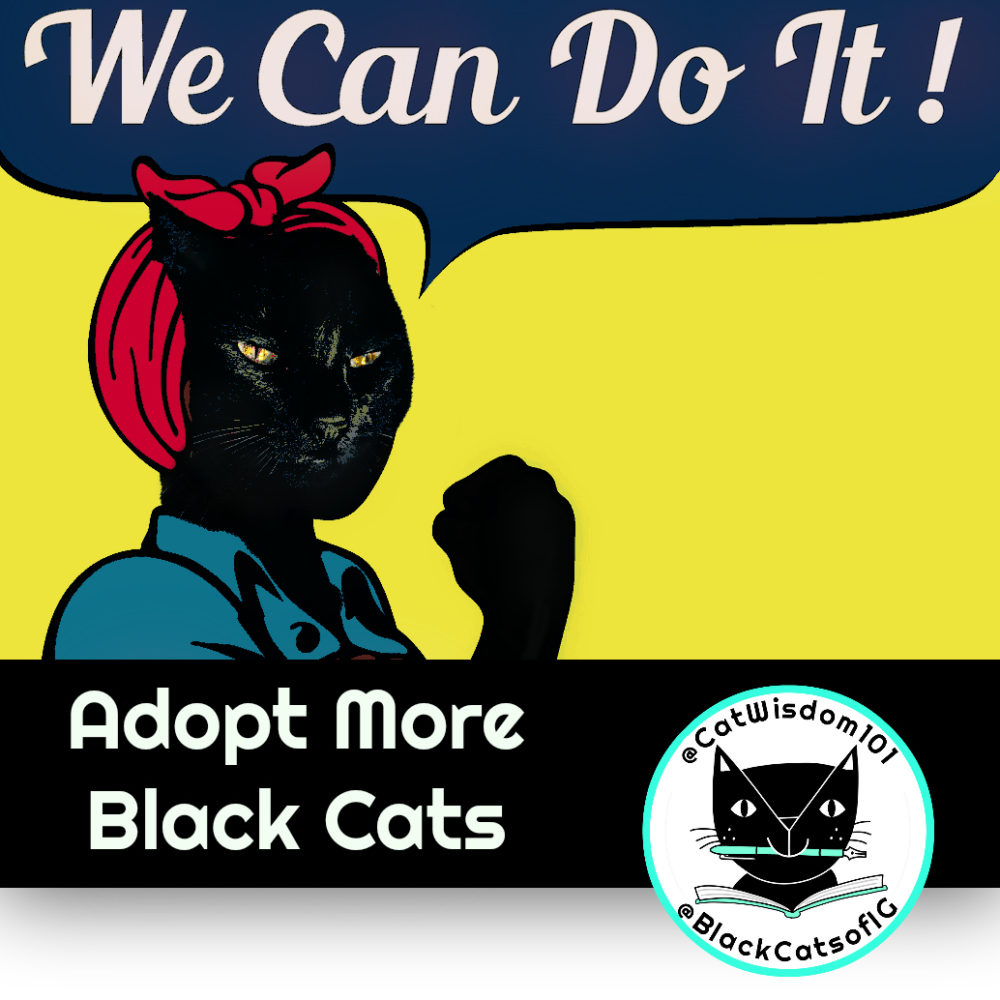 rosie_riveter_black_cats_catwisdom101