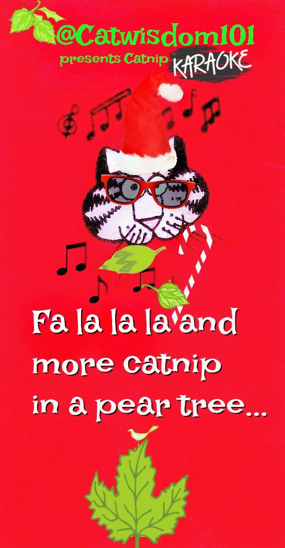 christmas_catnip_karoke-1 Cat Wisdom 101 Catnip Karaoke Christmas Carols