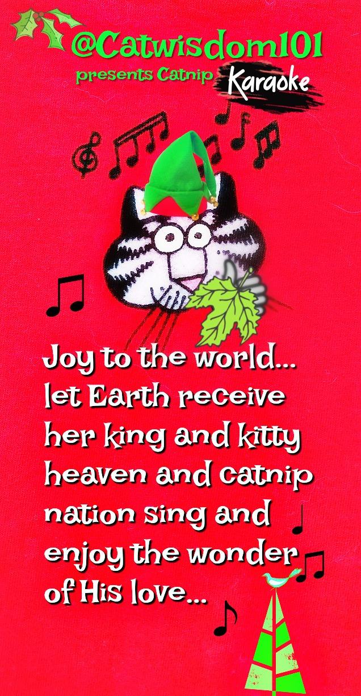 christmas_catnip_karoke_catwisdom101-1 Cat Wisdom 101 Catnip Karaoke Christmas Carols