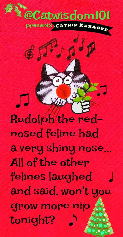 christmas_catnip_karoke_catwisdom101_Parody-1 Cat Wisdom 101 Catnip Karaoke Christmas Carols