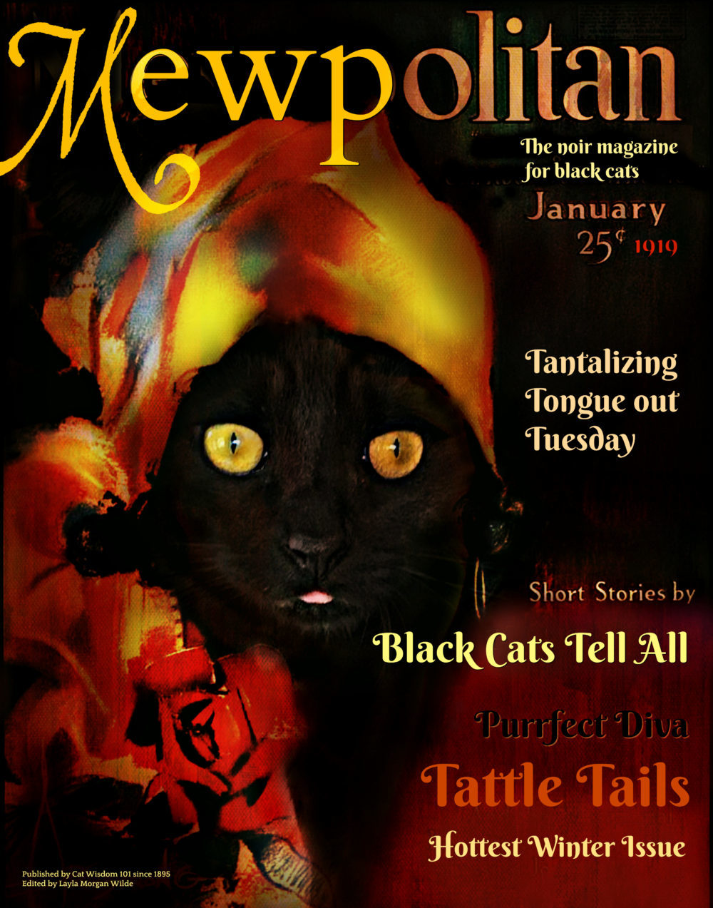 mewpolitan_1919_magazine_catwisdom101