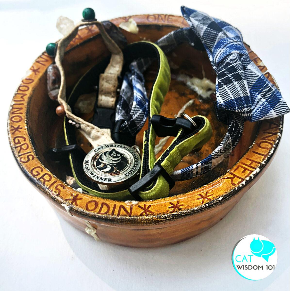 memorial pet bowl