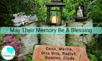 pet memorial grave
