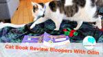 cat book review bloopers