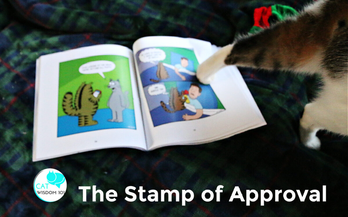 din-metzger-stamp of approval