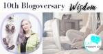 10th blogoversary cat wisdom 101